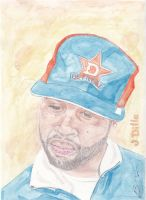 J Dilla 2012 by bam217