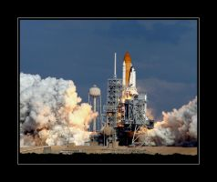 STS-129 Revised Image 1 by OpticaLLightspeed