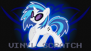 Vinyl Scratch desktop 03 by ThaddeusC