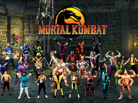 MK Wallpaper by DrFurball