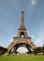 Tour Eiffel by XElYX