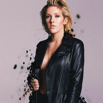 Ellie Goulding by insidegraphic