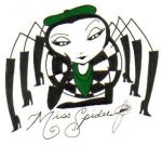 Miss Spider by the-Mad-Hatress