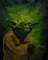 Yoda by Fruksion