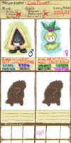 PMD: Team Cold Flower by Giruuyo