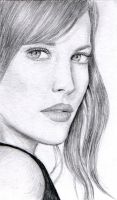 Liv Tyler by dashinvaine