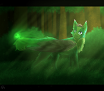 Magic Forest ~ Contest entry by KoffieKake