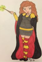 Hermione by NeapolitanDreams