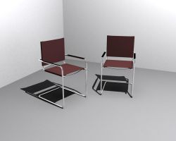 chairs_3ds max. by owais-ali