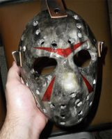 Jason Voorhees Mask by FreakOffTheLeash