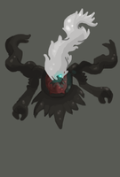 Simple Darkrai by Danxel