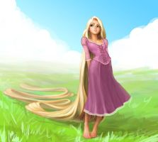 Tangled Copy by saengkang2