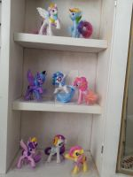 My Little Pony McDonalds Toys- Set for sale by CINNAMON-STITCH