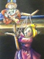 Marionettes by Ercneps