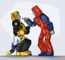 TF - YOU YOUNG WHIPPERSNAPPERS by Flikkun