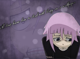 My epic Crona wallpaper :D by DunGwenLover