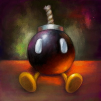 Bob-omb by Cortoony