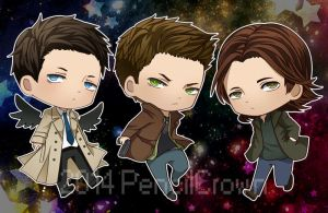 Supernatural by PencilCrown
