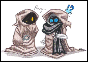 Jawa meets EVE.3 by PurpleRAGE9205