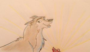 Aleu and the Crystals by cookiefur