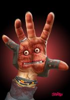 Hand Puppet Revisited by HorrorClub