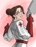 Female Medic by Mr-Greeley