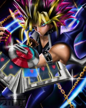Yu-Gi-Oh ! by axouel2009