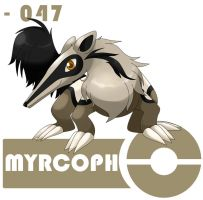 047 - Myrcoph by SoranoRegion
