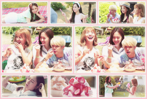[PHOTOPACK] F(x) CF by Windie2k1