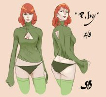 P ivy 2 by Oeleaus
