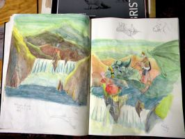 Color Studies by hcollazo2000