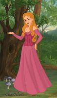 Princess Aurora  by Kailie2122