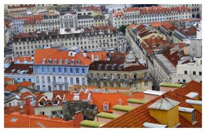 Old Lisbon II by FilipaGrilo