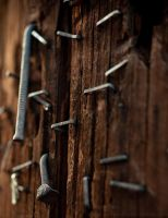 Wood Staple by Suinaliath