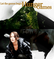 Hunger Games GIF by Miss-deviantE