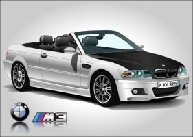 BMW M3 by mermer
