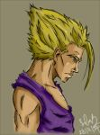 Teen Gohan by SilverB-2814