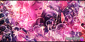 Vi : League Of Legends tag by Tulip-Creativ