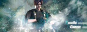 Leon S. Kennedy signature by Claire-Wesker1