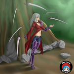 Taliana the Blade Dancer by jano233