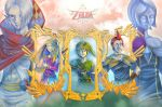 Skyward Sword by madelezabeth