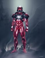 Red Guardian by 133art