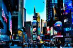 Times Square by Thespianna