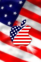 Apple USA by cburkill