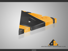 AG Klub 3D Logo by eaSe-one
