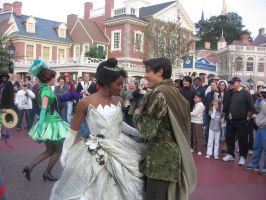 Princess and the Frog by bethhigdon