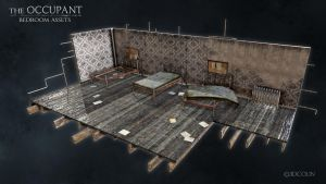 Bedroom Assets by 3dcolin