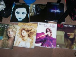 My Song Book Collection by sonicrocker