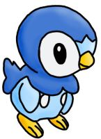 Piplup by artic-my-baby