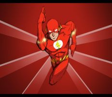 The Flash by Toxandreev